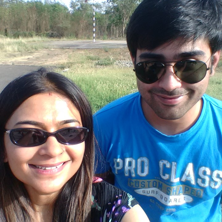 With Chirag