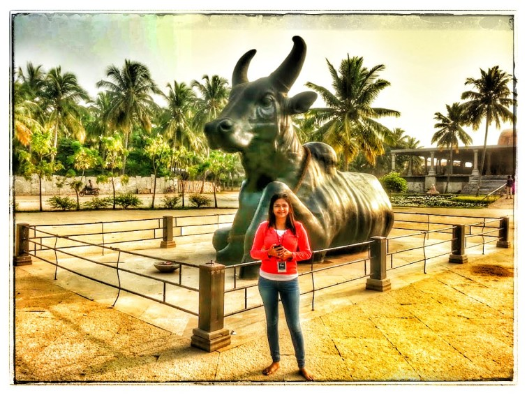 In front of the powerful Nandi