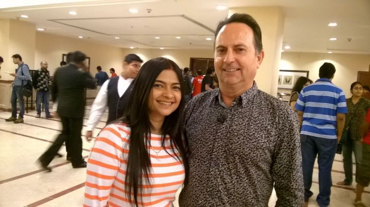 With Jeff Bullas