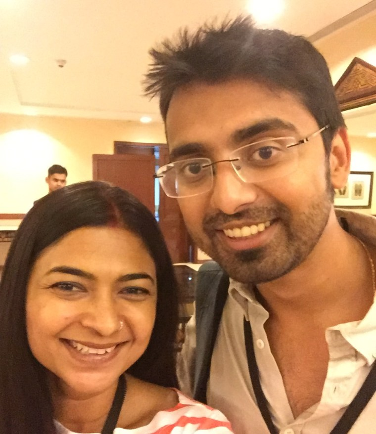 With humble Harsh :-)