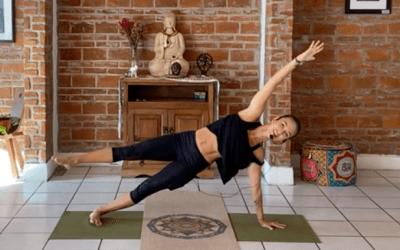 30min Pilates Workout Intermediate (English)