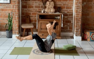 "50min Hatha Yoga Intermediate ""Core Yoga"" (English)"