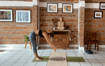 45min Pilates Functional to help your lower back (English)