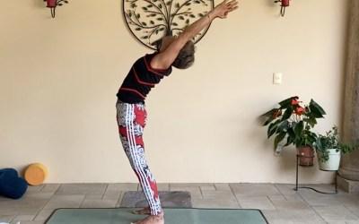 45min Vinyasa  Flow Yoga – All levels (English)