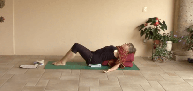 40min Restorative Yoga (English)