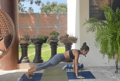 25min Soft Yoga (All levels)