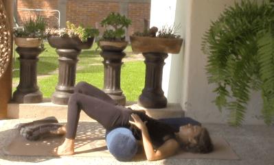 15min Full Restorative Yoga
