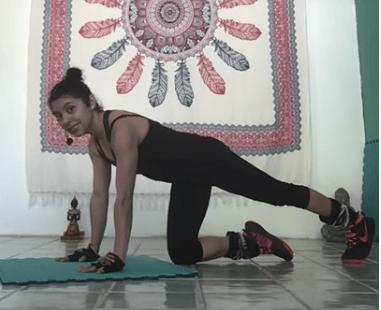 55min Pilates Entrenamiento Funcional