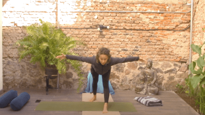 55min Vinyasa Flow Intermediate