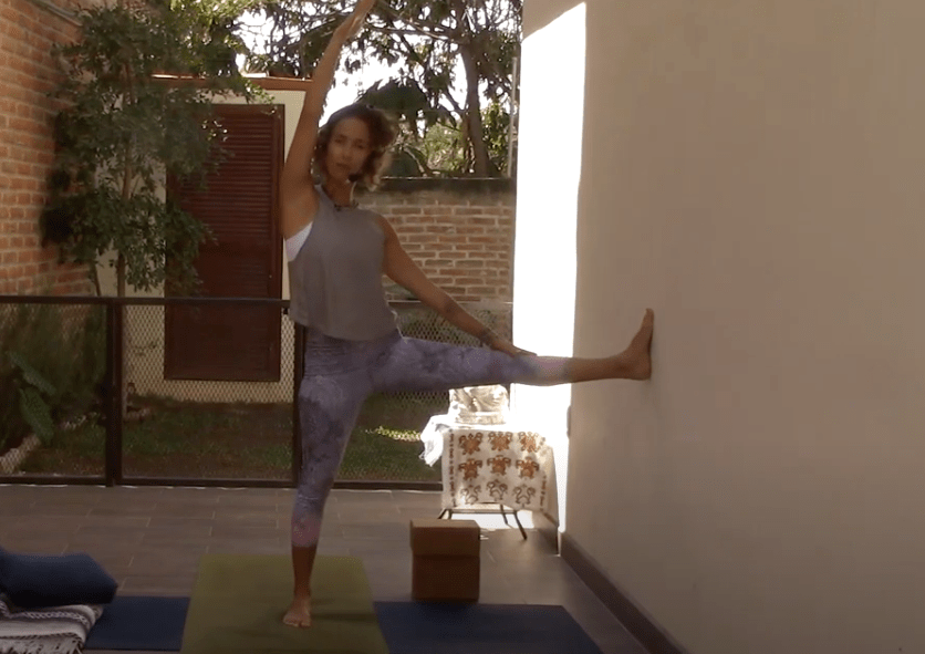 35min Triangle Pose for Beginners