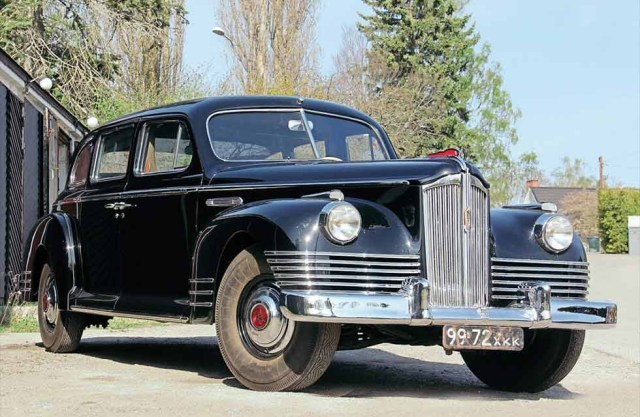 1946 ZIS 110 - Drive