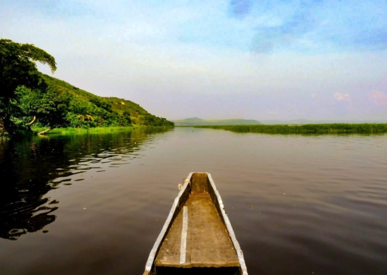 Navigare Fiume Congo