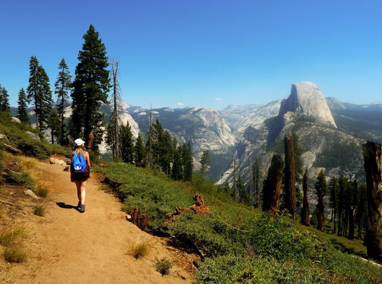 Come organizzare vacanza hiking negli USA