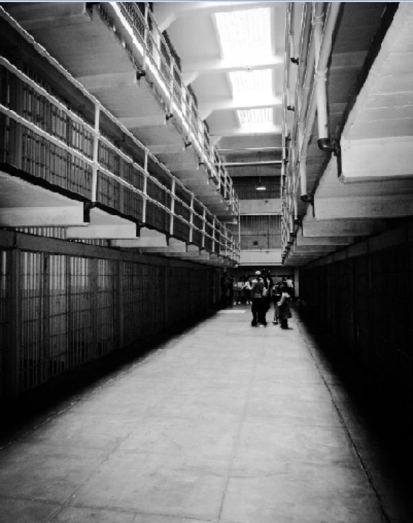 I corridoi di Alcatraz