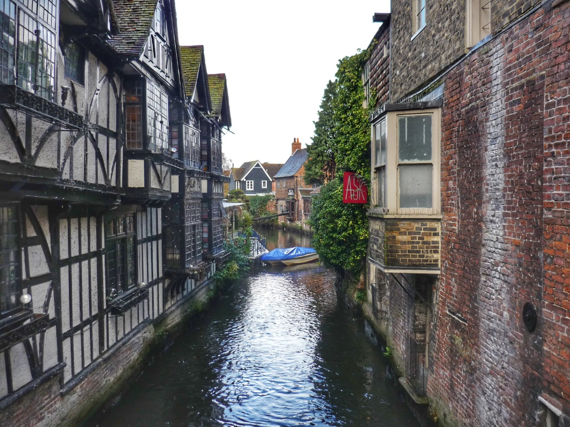 come visitare canterbury