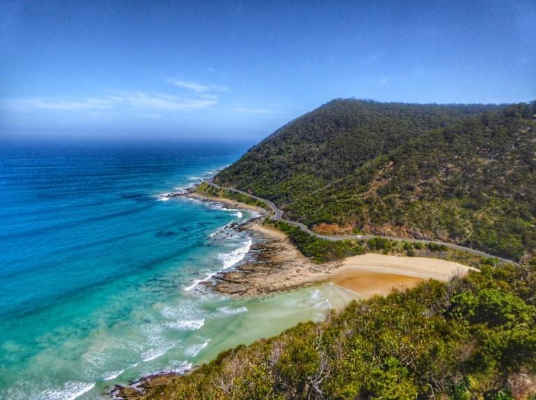 great ocean road tappe