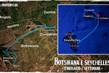 tour botswana zimbabwe seychelles
