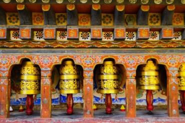 visitare il bhutan