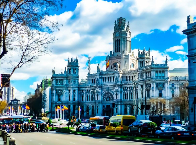 Madrid in un giorno