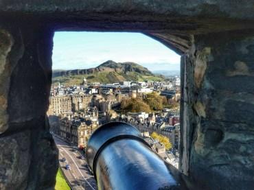 Edimburgo in un weekend