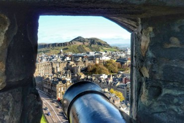 Edimburgo in un weekend