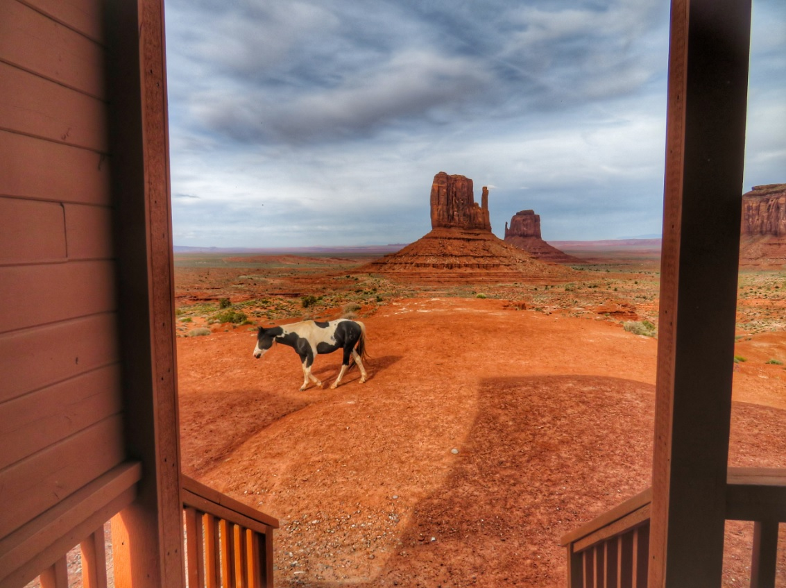 dove dormire vicino alla Monument Valley