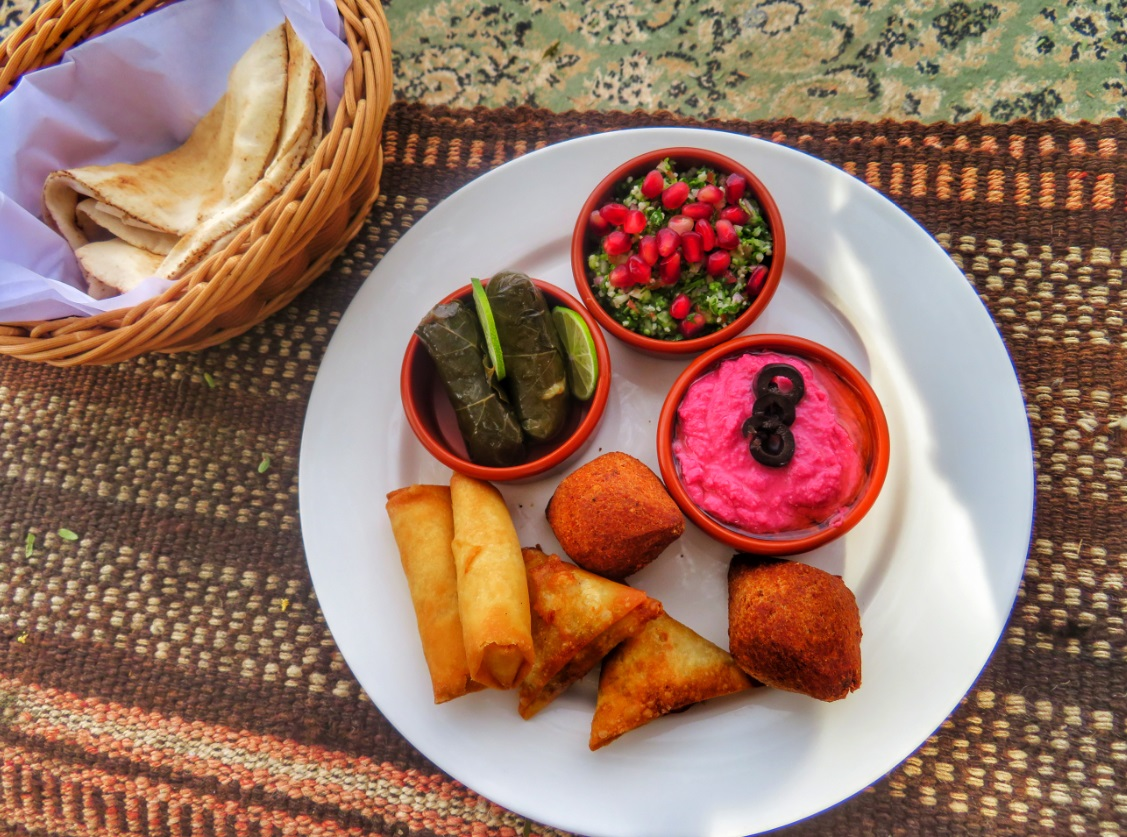 cosa si mangia in Oman