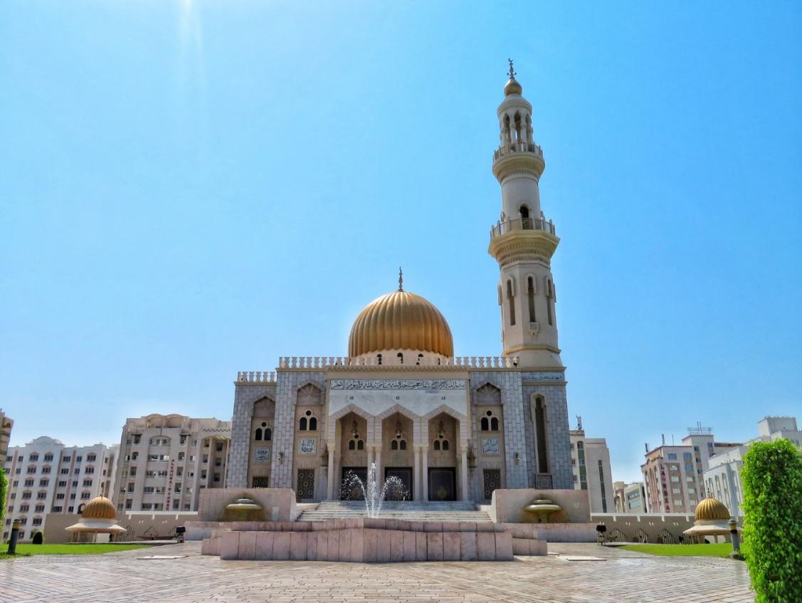 moschee da vedere Muscat