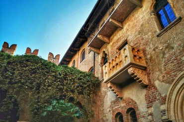 Itinerario Romeo Giulietta Verona