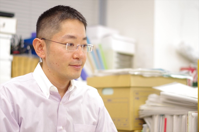 NPO法人ETIC.経営管理部マネージャー・野村学さん