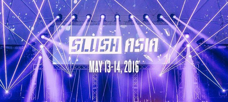 Slush Asia 2016