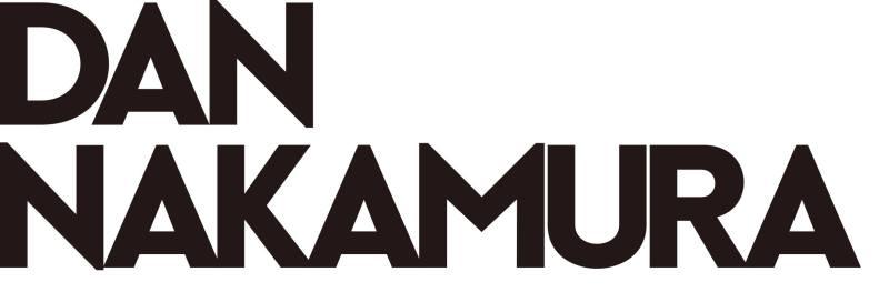 株式会社DAN NAKAMURAブランドロゴ