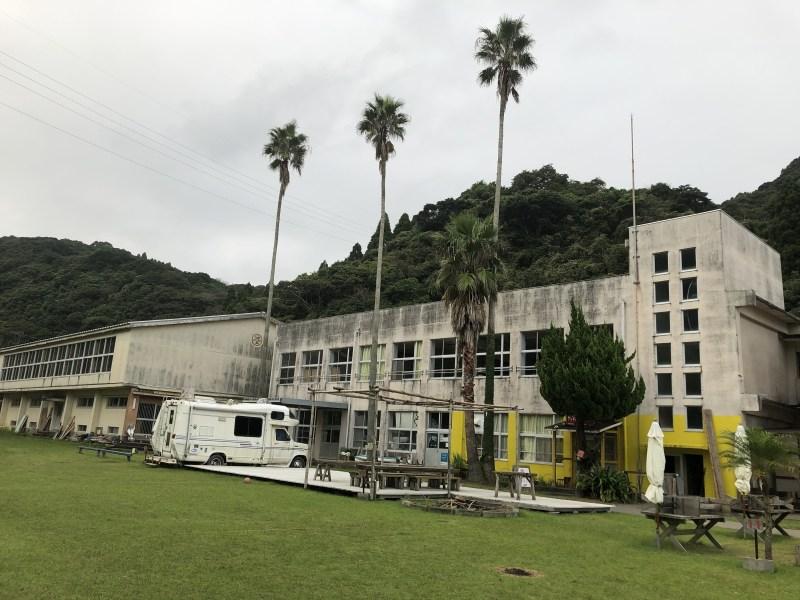 旧潮小学校