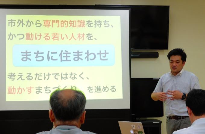 木藤さん(写真右)