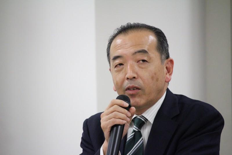 西武信用金庫 常勤理事・業務推進企画部長・髙橋一朗さん