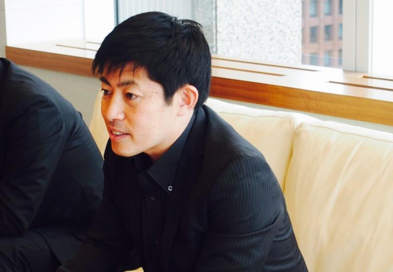 CSR ・SDGs推進室長・田瀬和夫氏
