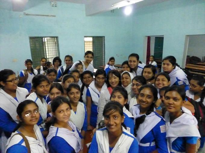 バングラデシュの学校
