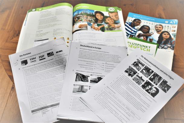 社会統合コースの教科書