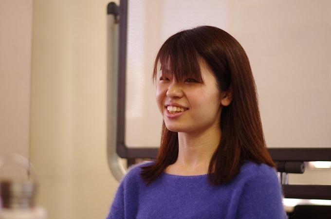 事務局長/長谷川友紀さん