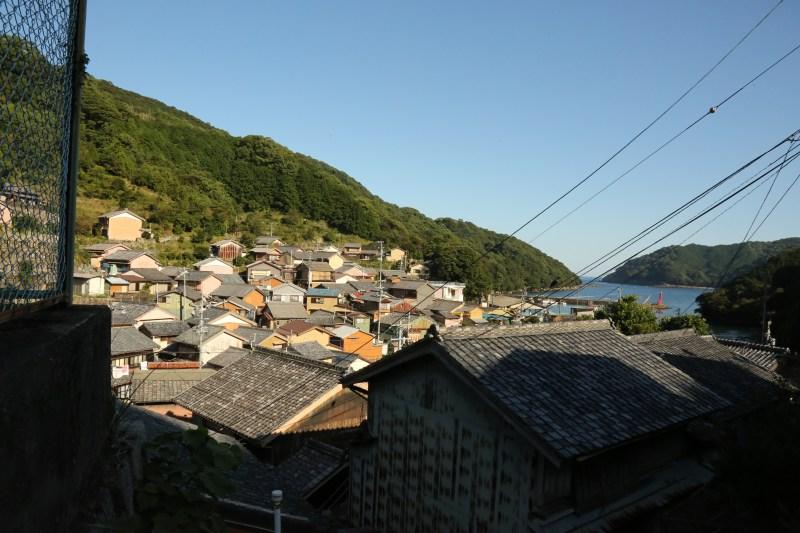 早田の集落