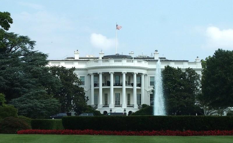 トランプ政権がスタートしたホワイトハウス