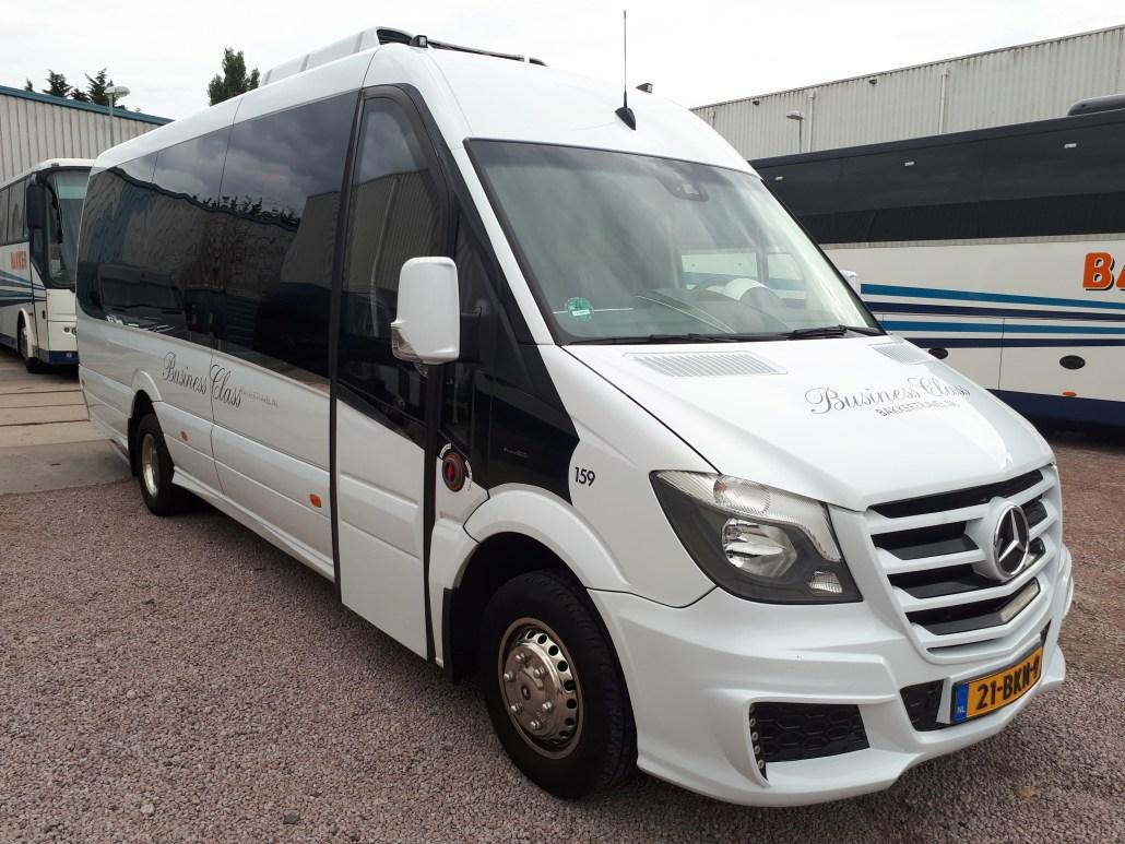Limousine & Luxury Minibus Coach Fleet | DRIVE Amsterdam Limousine
