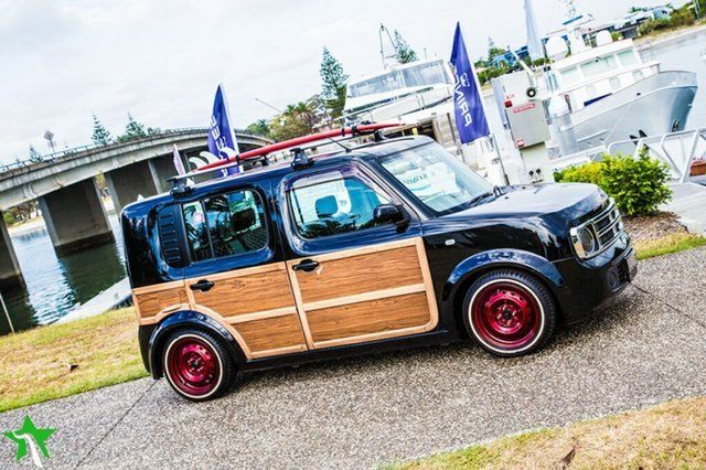 Nissan Cube Woody