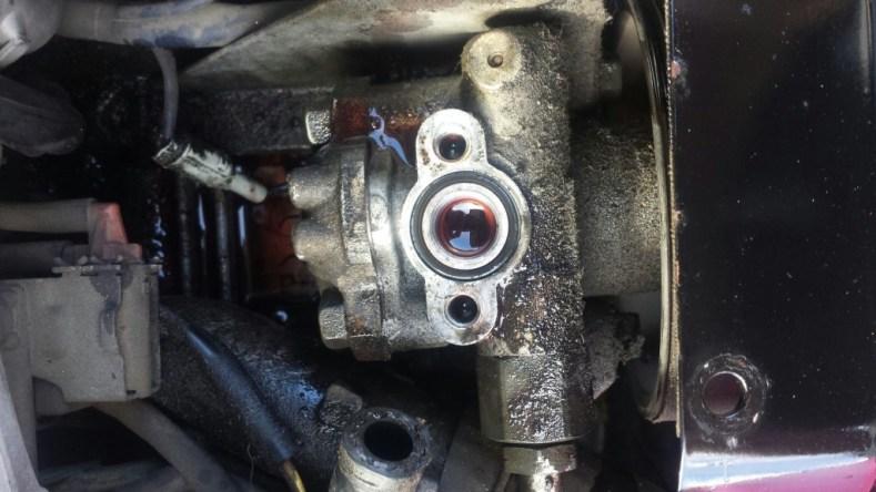 subaru power steering pump o ring