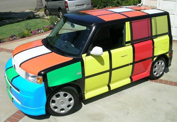 RubikCar