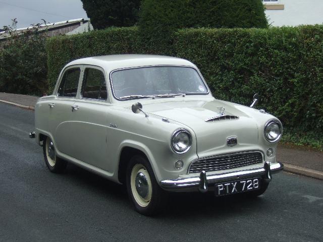 Austin A50