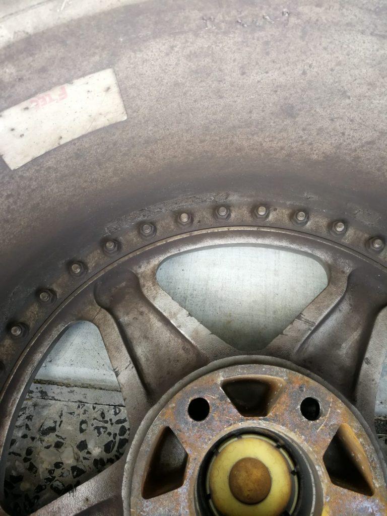 Stern wheels