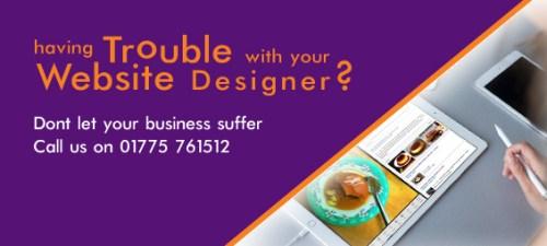 Website Design in Spalding