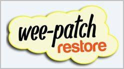 Wee Patch Restore Logo