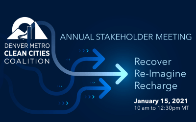 DMCC's Annual Clean Cities Stakeholder Meeting: Recover Re-imagine Recharge